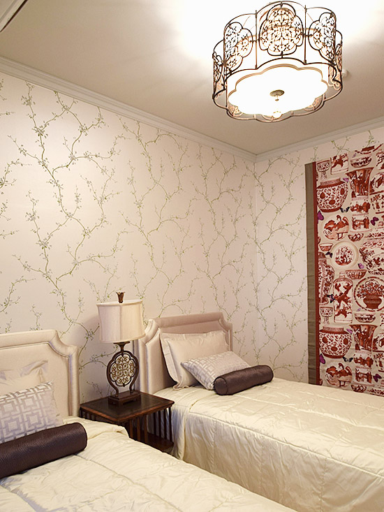 Master Bedroom - Chinoiserie