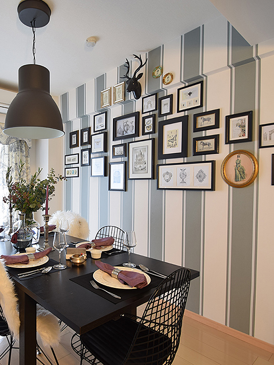 Living & Dining Room - Eclectic